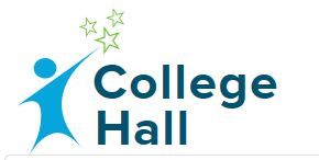 college-hall-logo